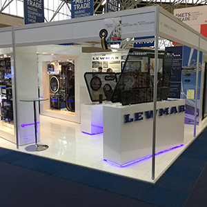 Exhibition Display for Lewmar