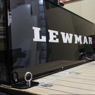 Referbished Lewmar Grinder Unit