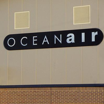 Oceanair Fascia