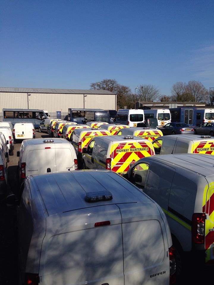 Fleet of Vehicles
