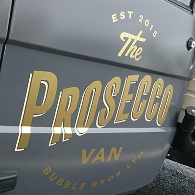 Vintage Inspired Van