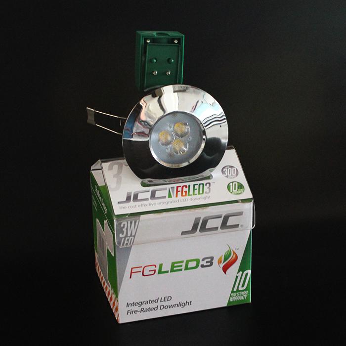 Acrylic Light Holder Box Mount