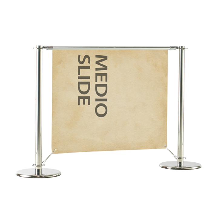 Medio Slide Cafe Banner