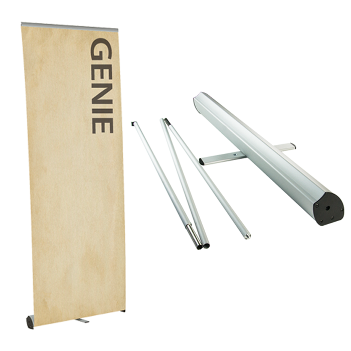 Genie Roller Banner
