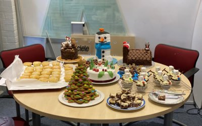 'Super' Christmas Bake Off