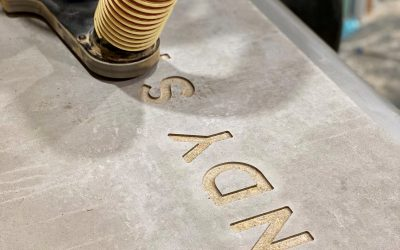 CNC Machining for Andy Stedman Design